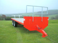 staines hay bale Trailers thumbnail